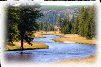 Firehole River, Yellowstone NP
