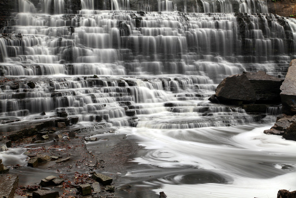 Albion Falls, Red Hill Valley, Ontario, Canada